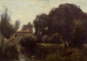 Souvenir of the Villa Borghese, 1855