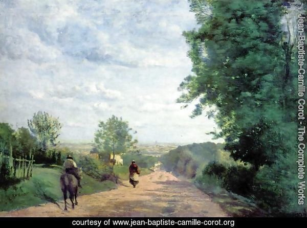 The Road to Sevres, 1858-59