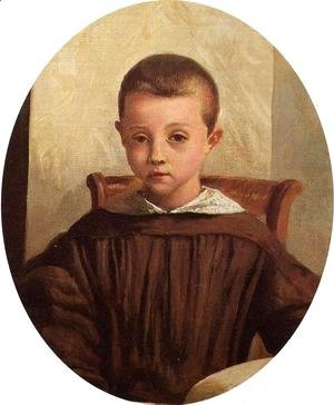 The Son of M. Edouard Delalain, c.1845-50