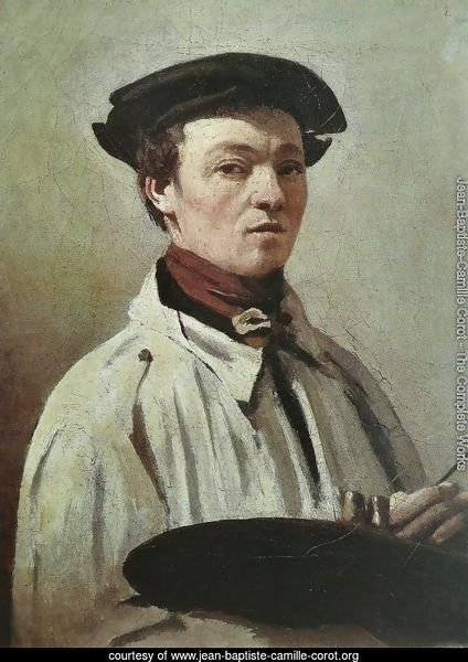 Self Portrait, c.1840