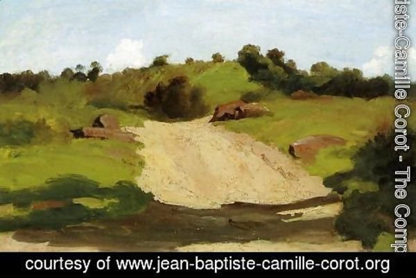 Jean-Baptiste-Camille Corot - A Rising Path