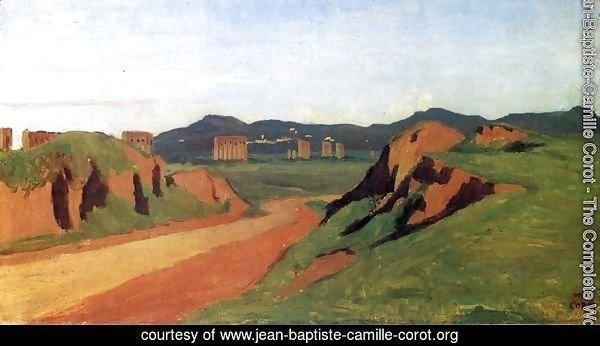 Aqueducts in the Roman Campagna
