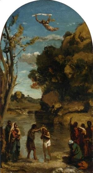 The Baptism of Christ (study)