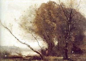 Jean-Baptiste-Camille Corot - The Bent Tree