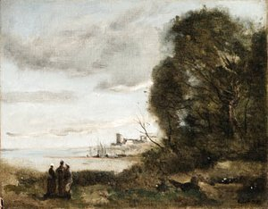 Jean-Baptiste-Camille Corot - Untitled