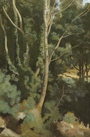 Jean-Baptiste-Camille Corot - Paysage