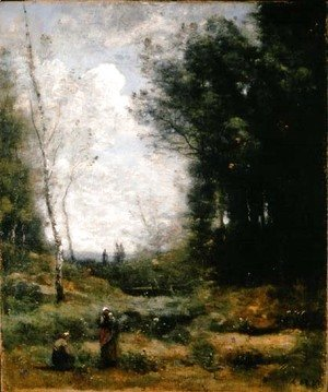 Jean-Baptiste-Camille Corot - Unknown 2
