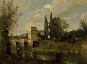Jean-Baptiste-Camille Corot - Unknown 6
