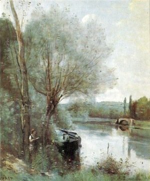 Jean-Baptiste-Camille Corot - Unknown 7